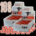 100 noserings